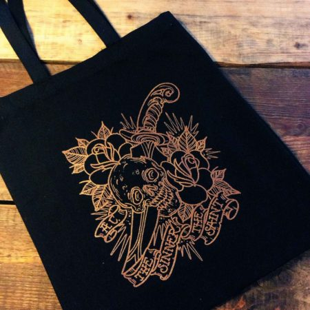 BAG BY ANDREAS COENEN - Tattoo Art
