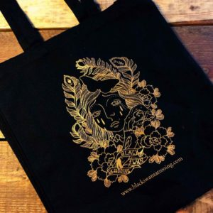 BAG BY SWEN LOSINSKY - BLACK SWAN Tattoo Art