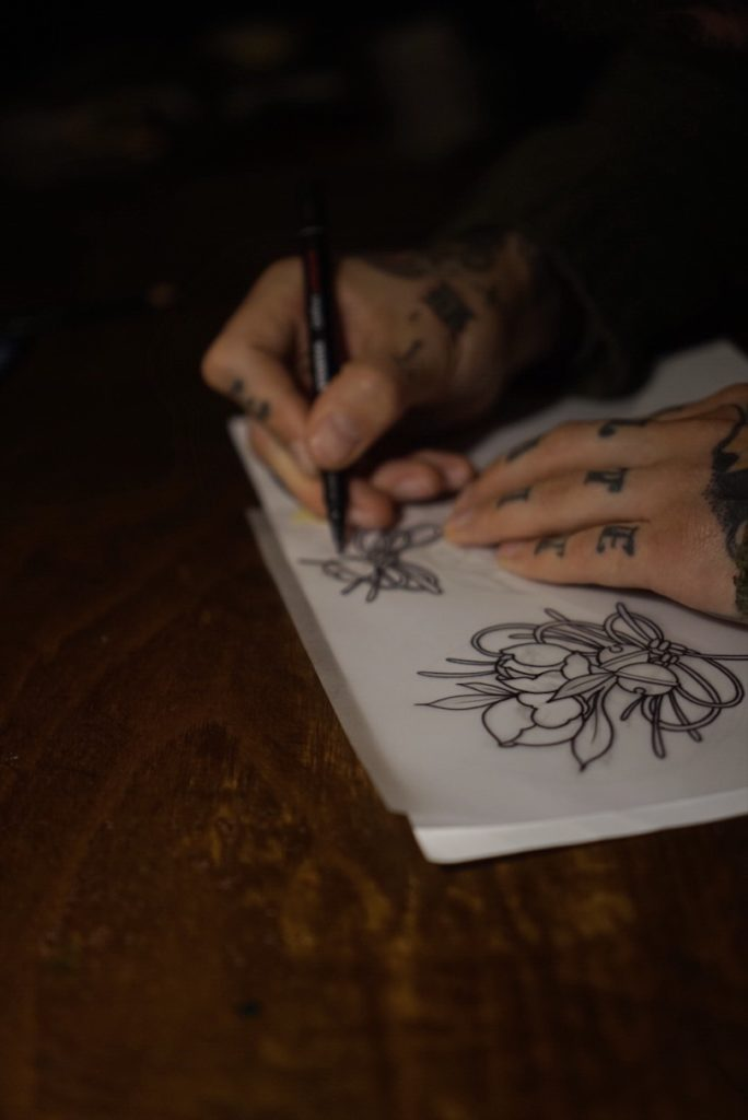 eigene Tattoomotive