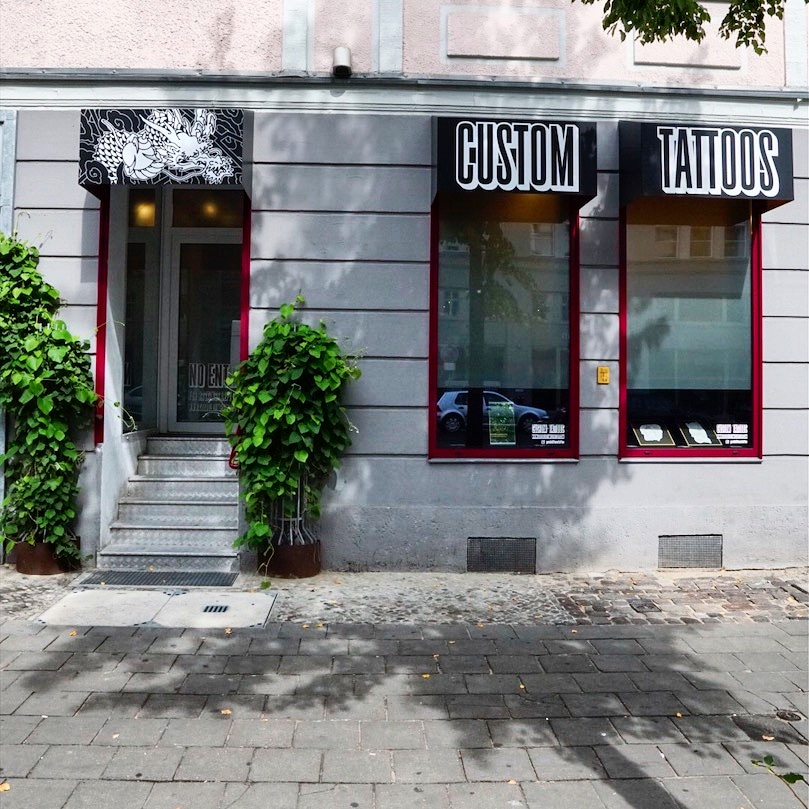 Custom Tattoos in Berlin