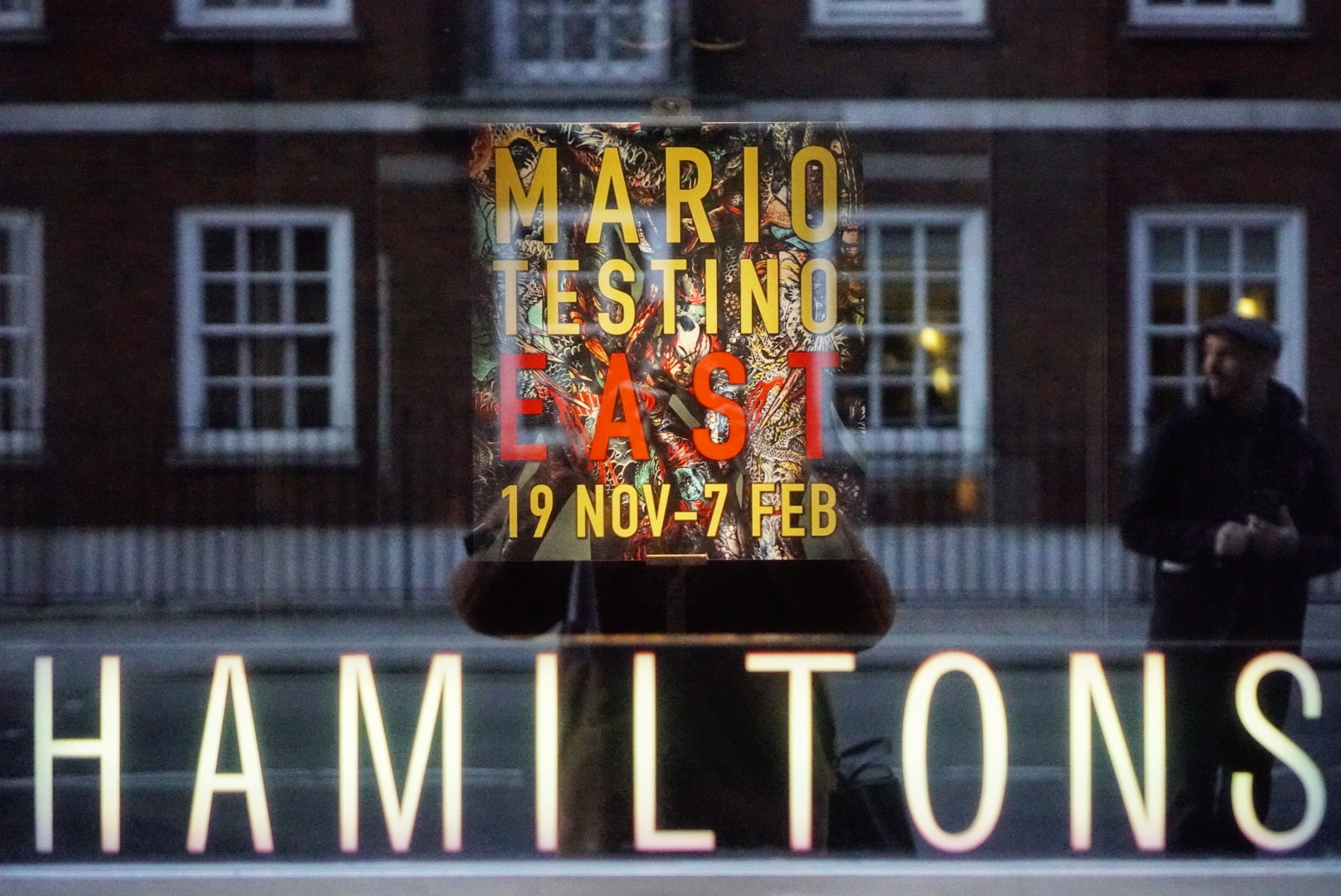 irezumi exhibition from mario testino in london