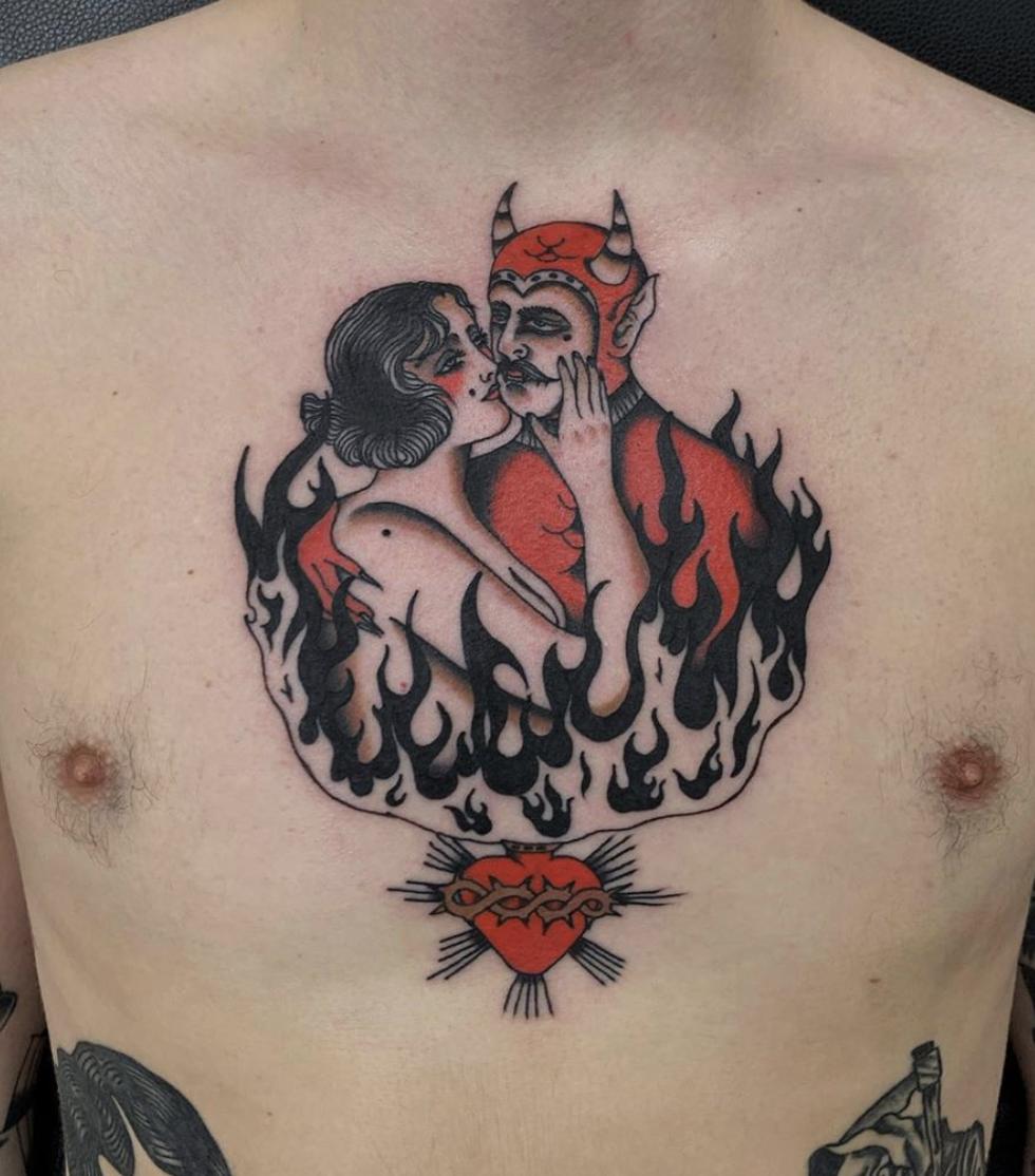 Summers Tattoo guest spot berlin