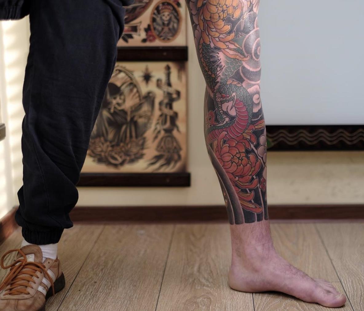 khimz_tattooer guest spot berlin
