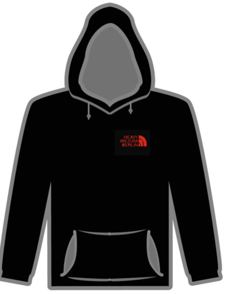 hoodie heavy irezumi berlin